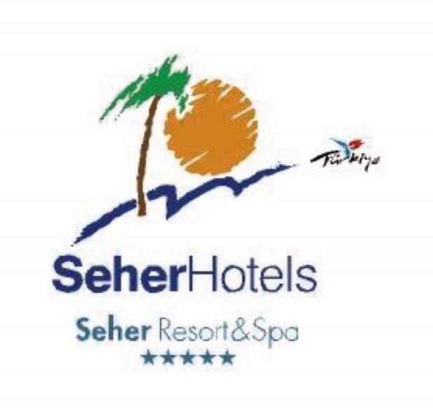 Seher Resort & Spa Landkarte