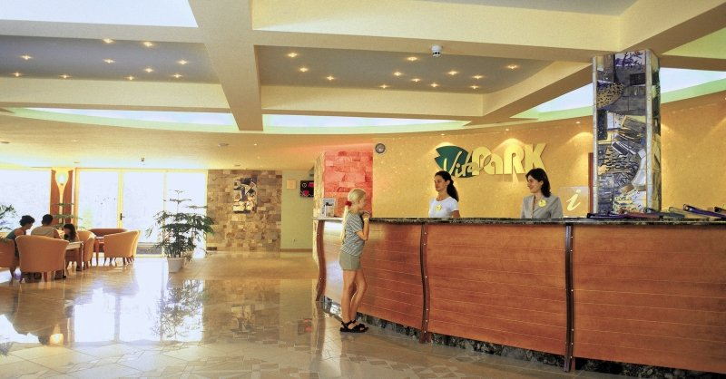 Vita Park Hotel & Villas Lounge/Empfang