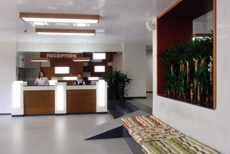 Excelsior Lounge/Empfang