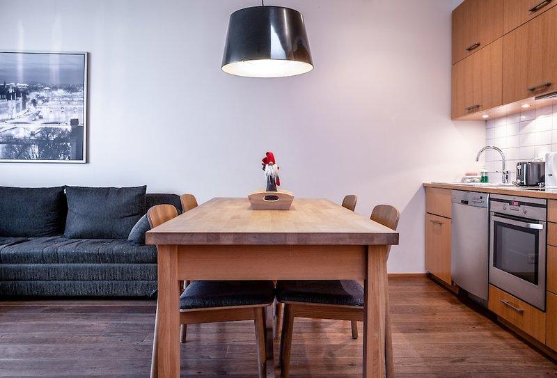 Central Premium Luxury Apartments Wellness
