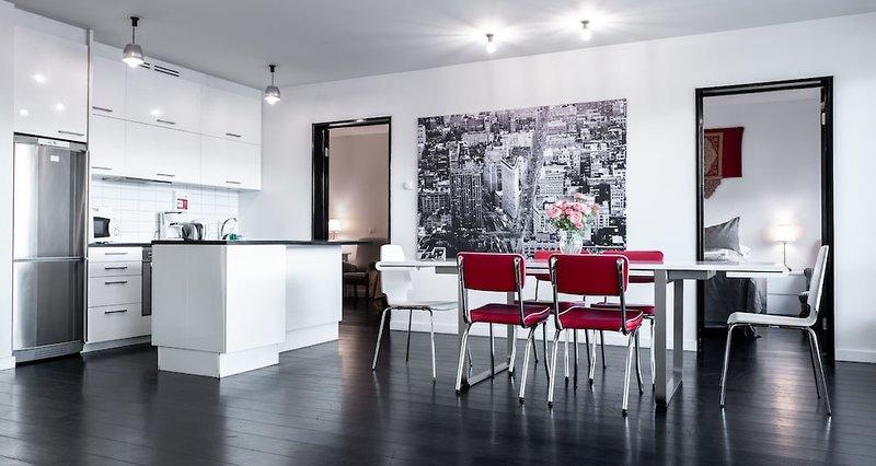 Central Premium Luxury Apartments Konferenzraum