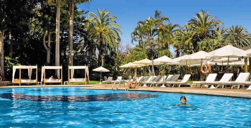 Botanico & The Oriental Spa Garden Pool