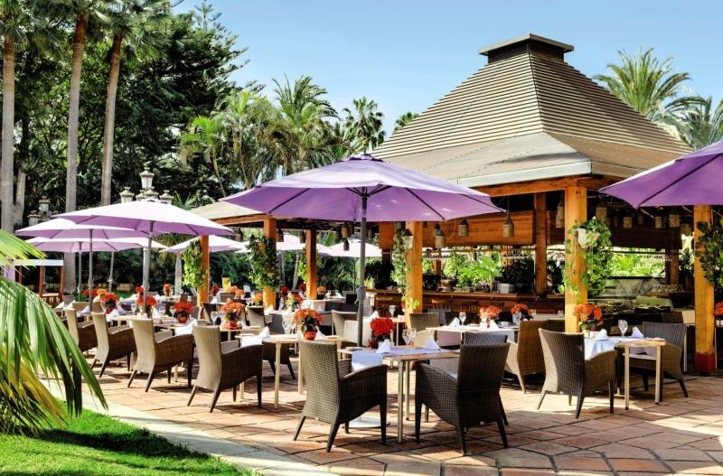 Botanico & The Oriental Spa Garden Restaurant