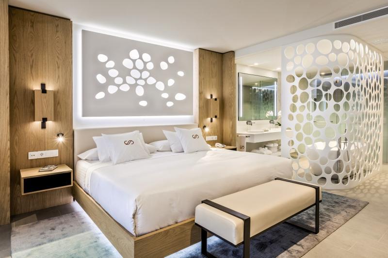 Royal Hideaway Corales Beach - Erwachsenenhotel Wohnbeispiel