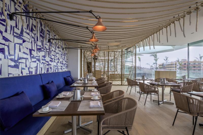Royal Hideaway Corales Beach - Erwachsenenhotel Restaurant