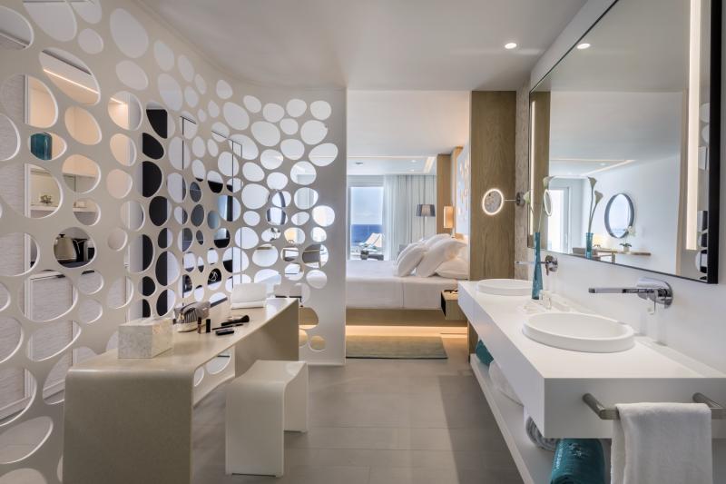 Royal Hideaway Corales Beach - Erwachsenenhotel Badezimmer