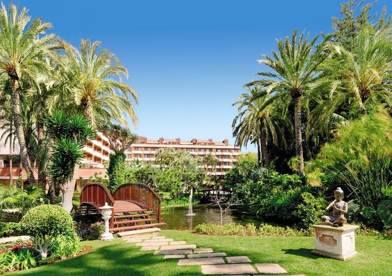 Botanico & The Oriental Spa Garden Garten
