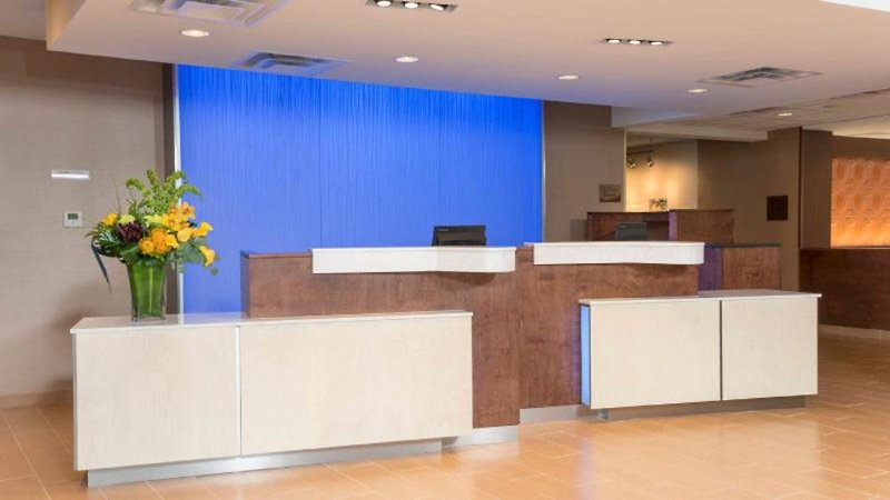 Fairfield Inn & Suites Orlando Kissimmee/Celebration Lounge/Empfang