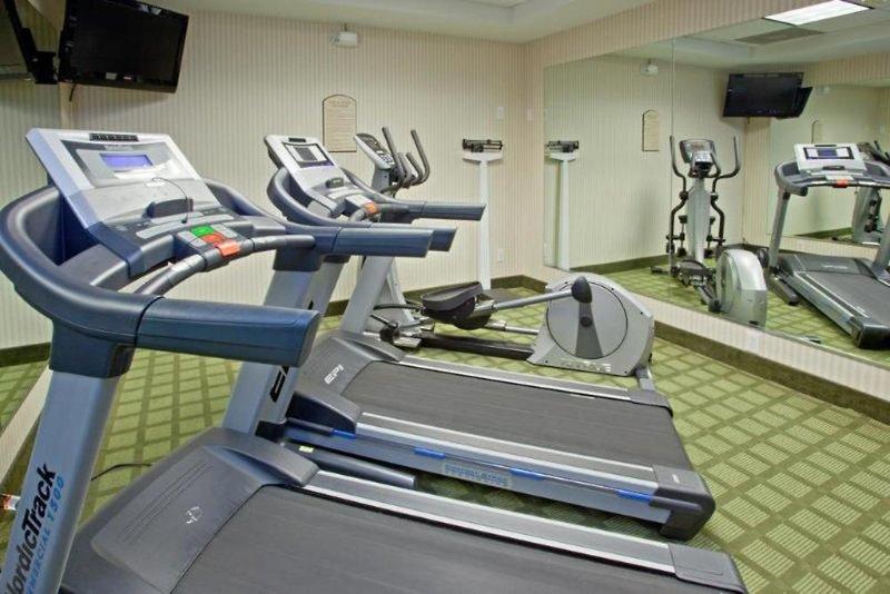Comfort Inn & Suites Southwest Fwy at Westpark Sport und Freizeit