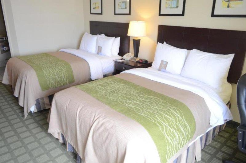 Comfort Inn & Suites Southwest Fwy at Westpark Wohnbeispiel