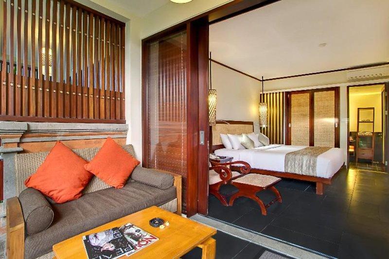 Kuta Seaview Boutique Resort & Spa Wohnbeispiel