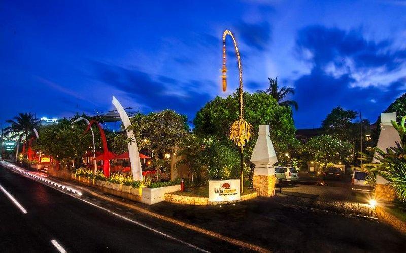 Kuta Seaview Boutique Resort & Spa Landschaft