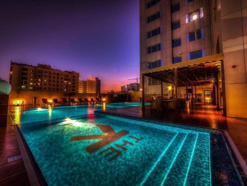 The K Hotel Pool
