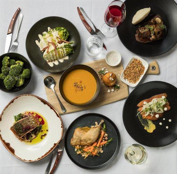 Rydges Hobart Restaurant