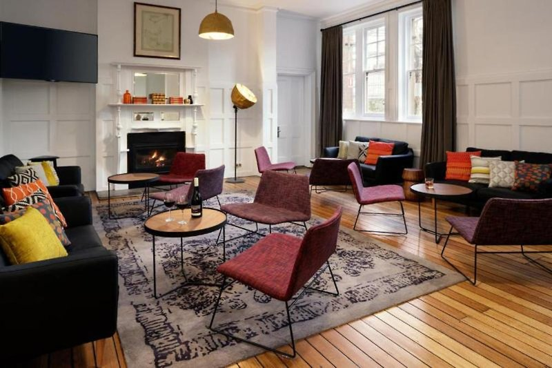 Rydges Hobart Lounge/Empfang