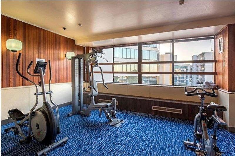 Quality Hotel Ambassador Perth Sport und Freizeit