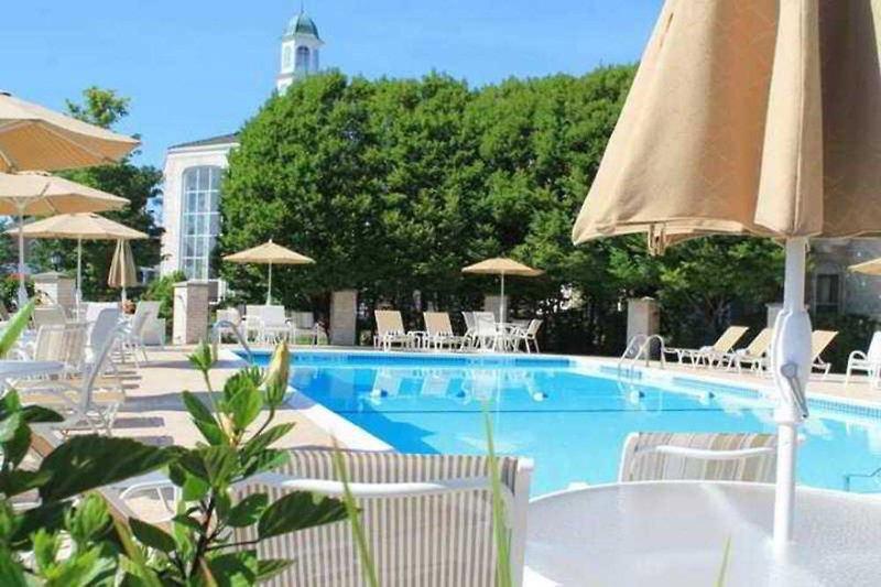 Hilton St.Louis Frontenac Pool