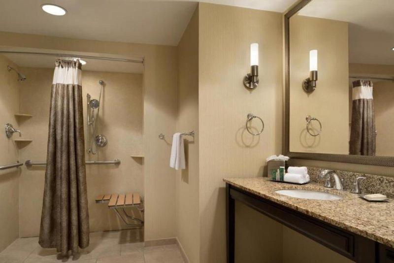 Hilton St.Louis Frontenac Badezimmer