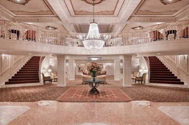 Hilton St.Louis Frontenac Lounge/Empfang