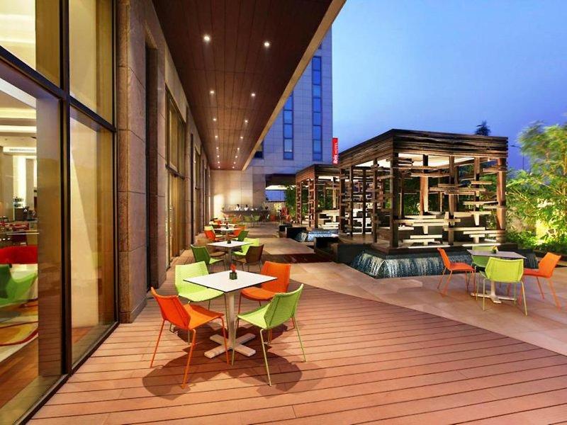 ibis Delhi Airport Lounge/Empfang
