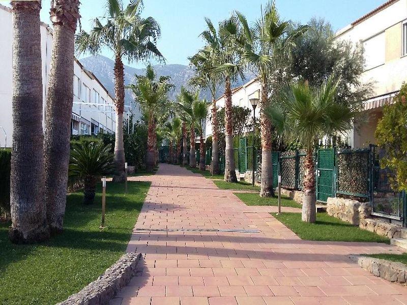 Apartamentos Villas de Oropesa 3000 Garten