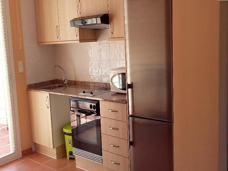Apartamentos Villas de Oropesa 3000 Badezimmer