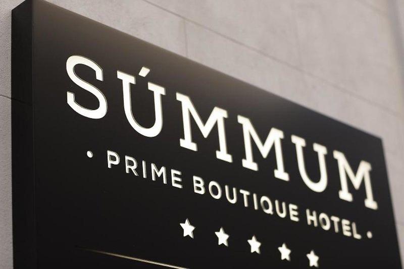 Summum Prime Boutique Hotel Landkarte