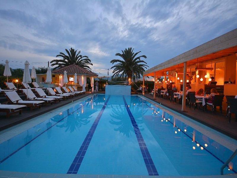 Agrilia Boutique Hotel Pool