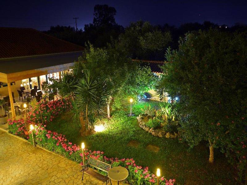 Agrilia Boutique Hotel Garten