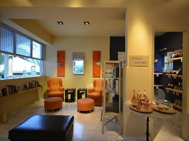 Agrilia Boutique Hotel Lounge/Empfang