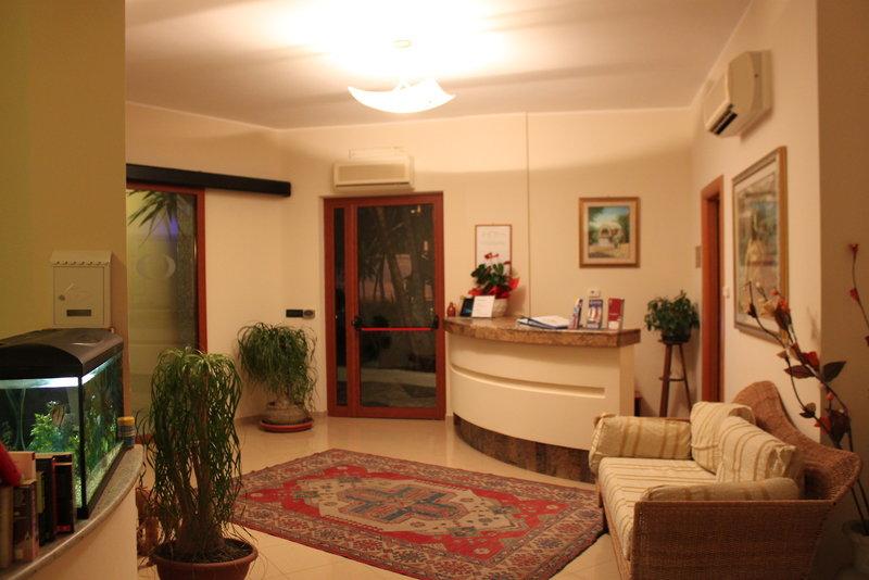 Residence Piccolo Lounge/Empfang