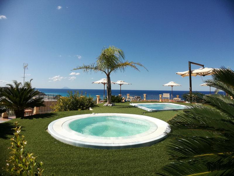 Residence Piccolo Pool