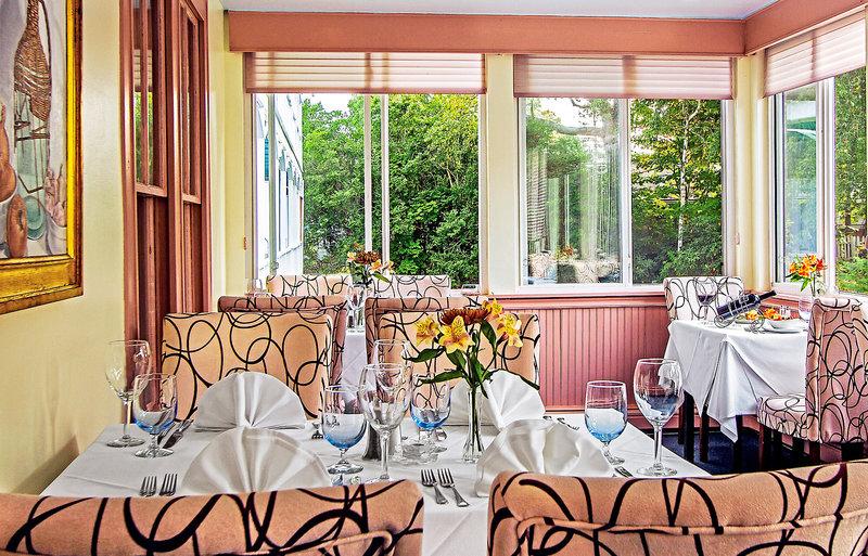 The Queen Anne Inn & Resort Restaurant