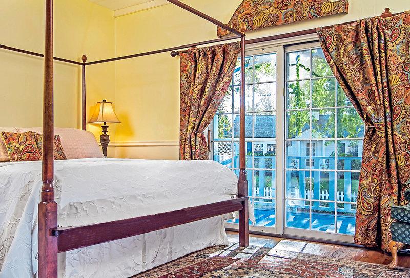 The Queen Anne Inn & Resort Wohnbeispiel