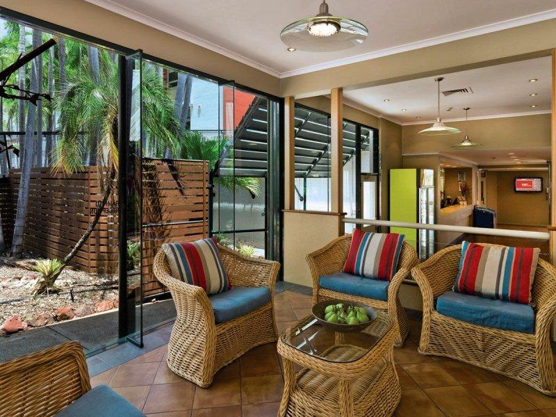 Travelodge Resort Darwin  Lounge/Empfang