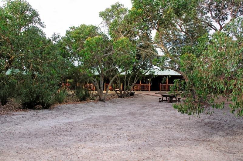 Kangaroo Island Wilderness Resort Außenaufnahme