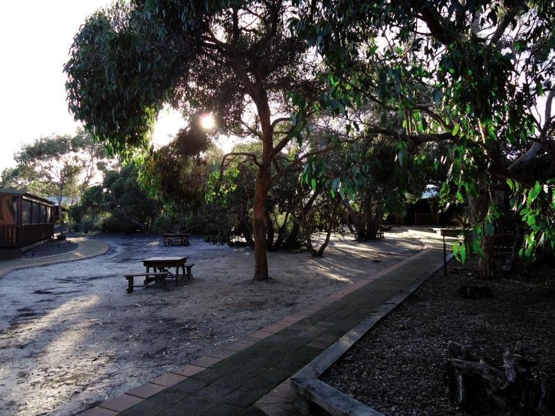 Kangaroo Island Wilderness Resort Garten