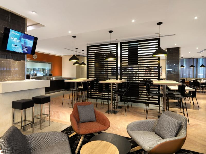 Travelodge Wynyard Sydney Bar