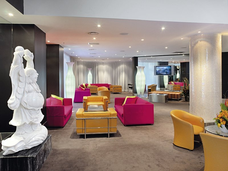 Vibe Hotel Sydney Lounge/Empfang