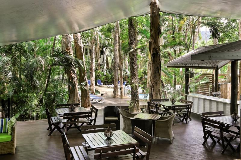 The Reef Retreat Restaurant