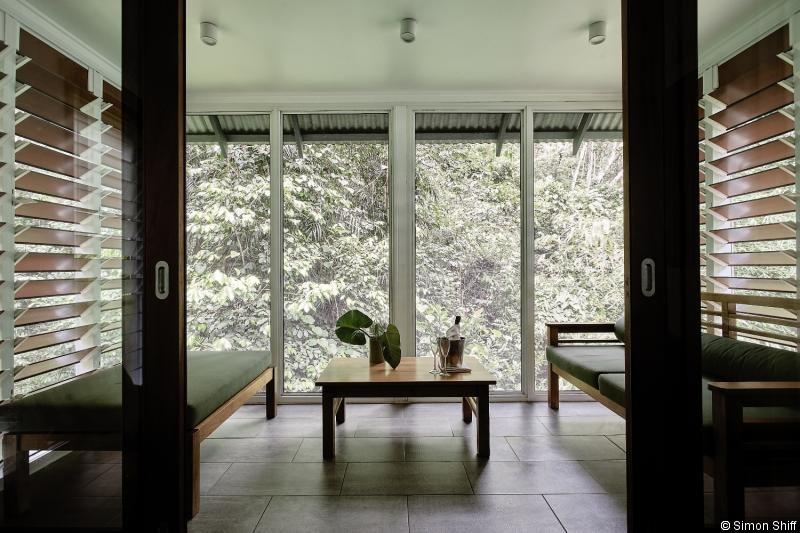 Daintree Eco Lodge & Spa Lounge/Empfang