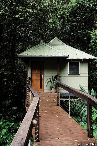 Daintree Eco Lodge & Spa Garten
