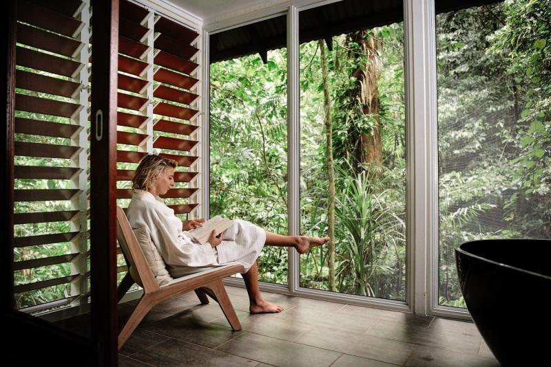 Daintree Eco Lodge & Spa Wellness