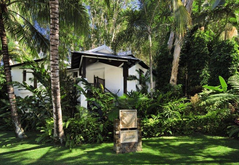 The Reef Retreat Garten