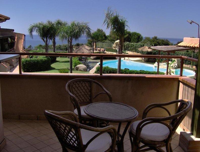 L´Arcobaleno Resort Terrasse
