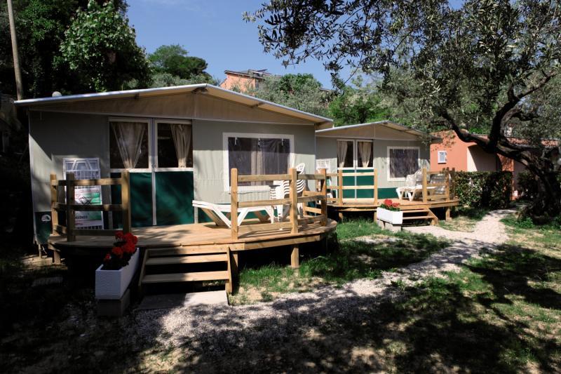 Camping Village Europe Garden Centro Vacanze Außenaufnahme