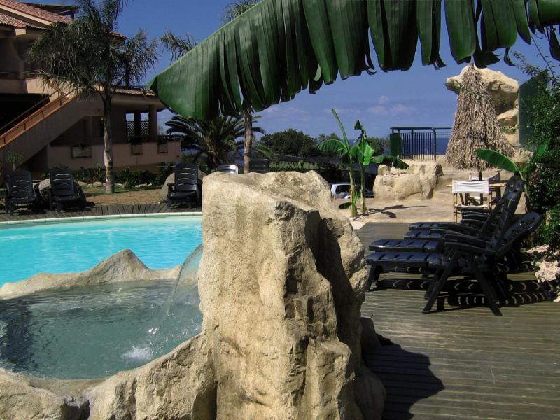 L´Arcobaleno Resort Pool