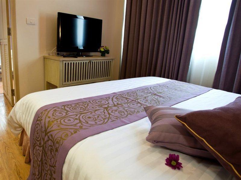 Trang Hotel Bangkok Wohnbeispiel