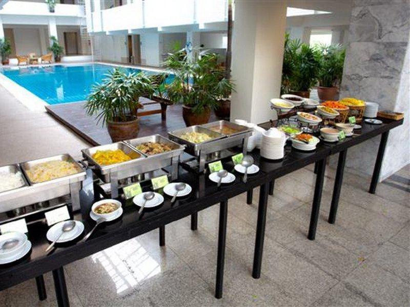 Trang Hotel Bangkok Restaurant