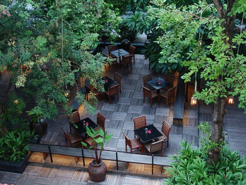 Trang Hotel Bangkok Garten